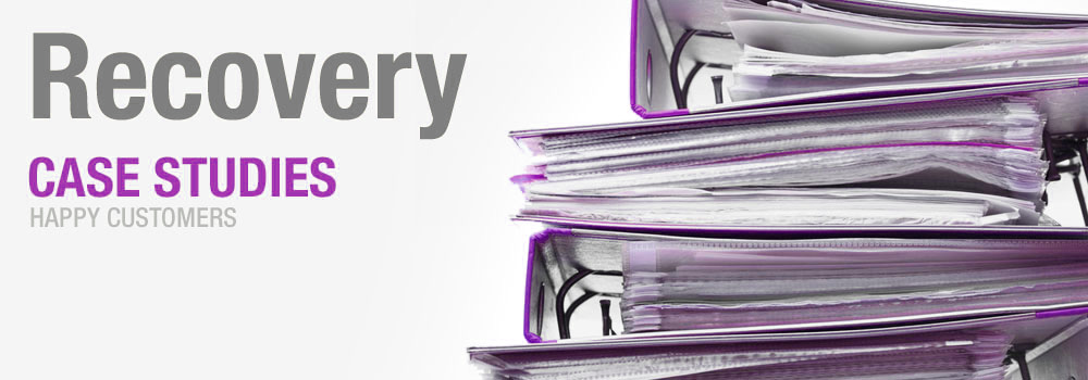 Recovery Case Studies