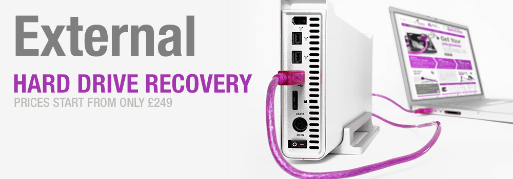 External Hard Drive Recovery